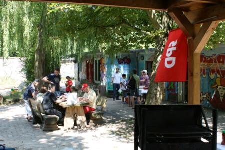 Kinderfest Klein Basche