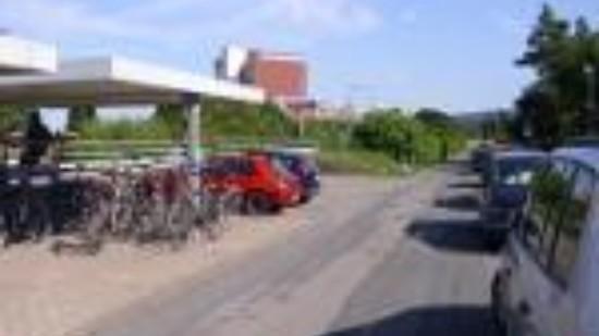 Haltepunkt Kirchdorf 28.06-2011