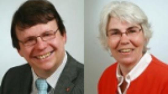 Dirk Härdrich und Martina Humbracht-Beiße