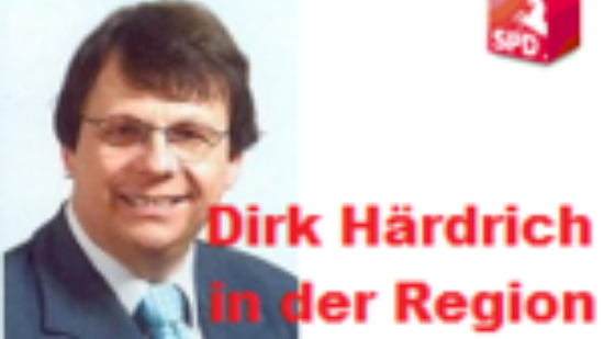 SPD-Regionsabgeordneter Dr. Dirk Härdrich