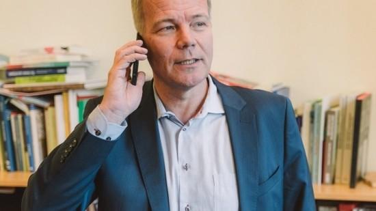 Telefonkonferenz der Buergermeisterinnen und Buergermeister mit Matthias Miersch