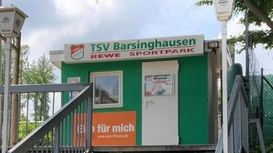 Sportpark des TSV Barsinghausen