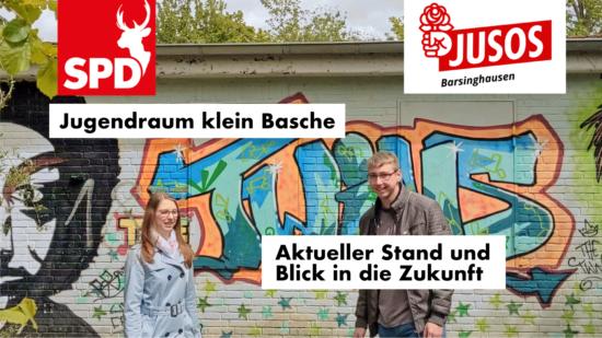 Jugendraum Klein Basche - Aktueller Stand und Blick in die Zukunft