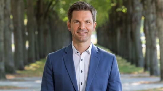 Steffen Krach – SPD-Kandidat für das Amt des Regionspräsidenten