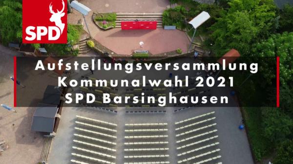 Aufstellungsversammlung Kommunalwahl 2021 SPD Barsinghausen